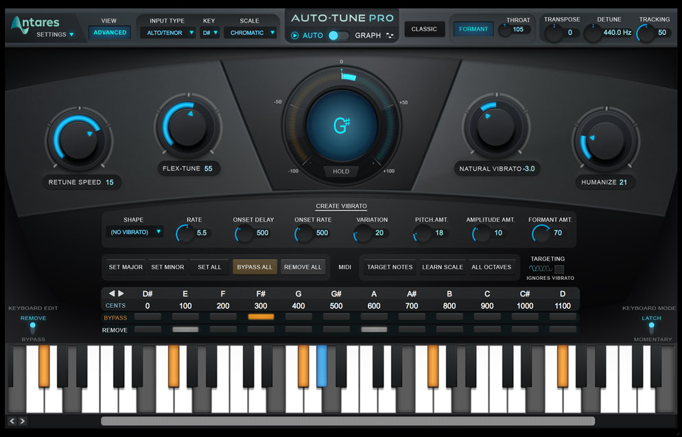 Antares Auto Tune Pro Download Version WIN/MAC